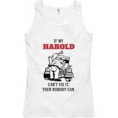 Harold can fix it!