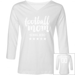 Mom's Football Shirt