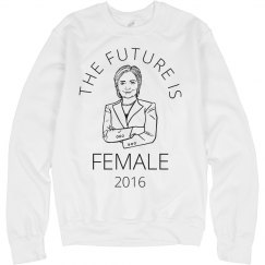 The Future Is Hillary