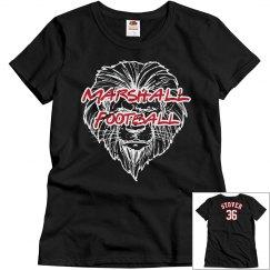 Marshall Football Lion