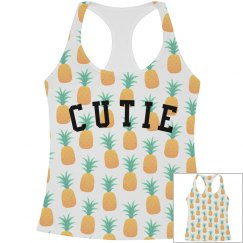 Cutie Pineapple All Over Print