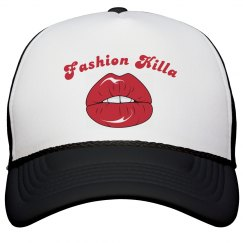 Red Fashion Killa hat