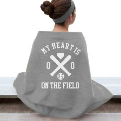 Cozy & Warm My Heart's On The Field