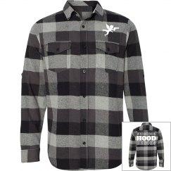 Nbhd Heroes Plaid Button Up Shirt