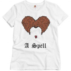 Misses Best Friends Witch Shirt