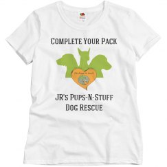 Complete Your Pack T