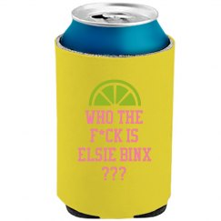 WHO IS EBX KOOZIE YELLOW