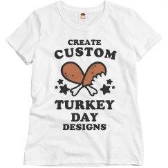 Custom Thanksgiving Shirt