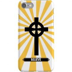 Believe Cross Christian