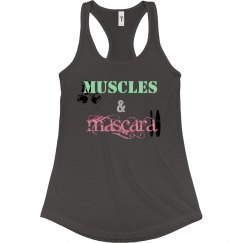 muscles & mascara (color)