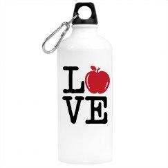 LOVE Waterbottle