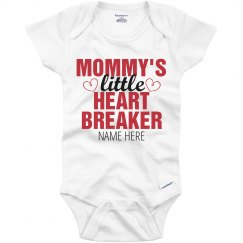 Mommy's Custom Heart Breaker