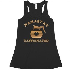 Metallic Nama'stay Caffeinated