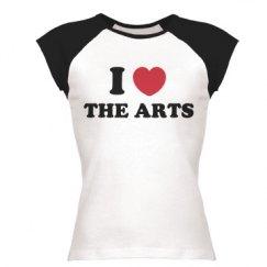 I love the arts