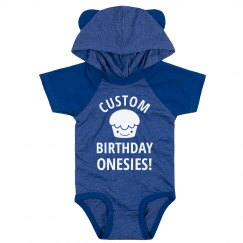 Custom Baby Birthday Designs