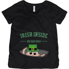 Irish Leprechaun Inside