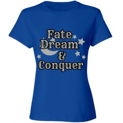 Fate Dream Conquer