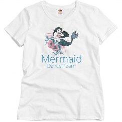 Mermaid dance Team