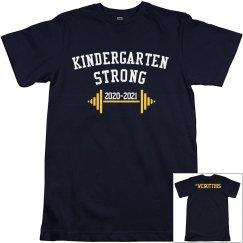 Kindergarten Strong Adult