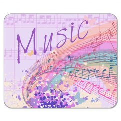 Sheet Music Colorsplash