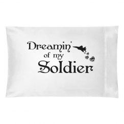 Soldier Pillowcase