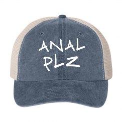 Anal Plz Hat