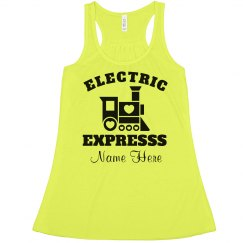 Custom Electric Glow Run 5K