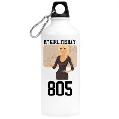 MGF Water Bottle
