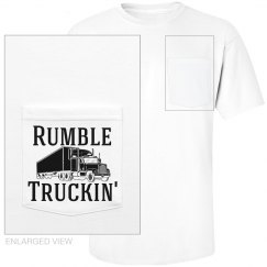 Rumble Truckin' Pocket Shirt