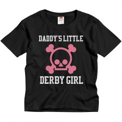 Daddy's Derby Girl