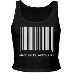 Columbus OH Barcode
