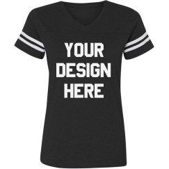 Custom Design Sports Mom Apparel