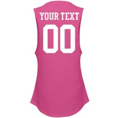 Custom Name/Number Sports Mom