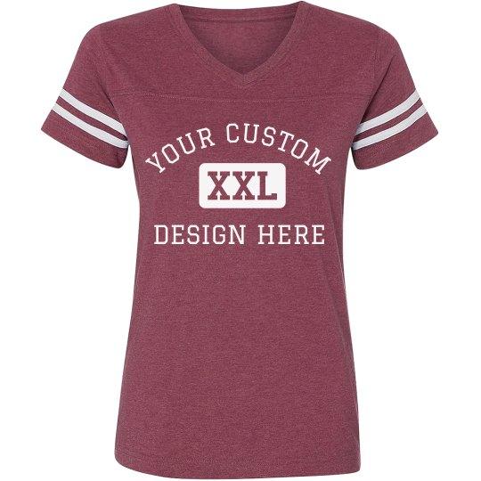 b58d00ba7 Custom Spring Sports Mom Shirts Ladies Relaxed Fit Vintage Sports T-Shirt