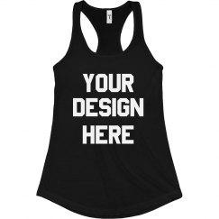 Custom Design Sports Mom Tank