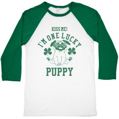 St Pats Luckiest Irish Puppy