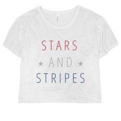 Simple Stars And Stripes
