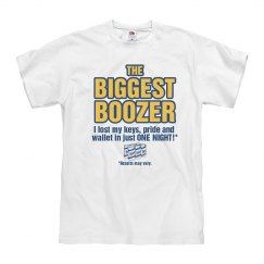 The Biggest Boozer Mens