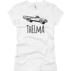 Thelma & Louise Besties