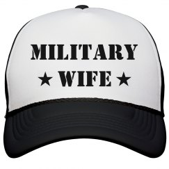 Simple Military Wife Design