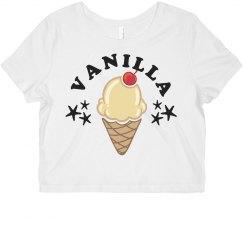 Vanilla Bff Crop