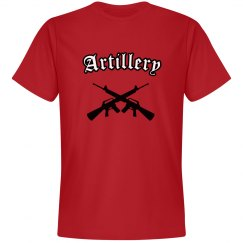 X artillery