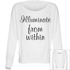 Illuminate long sleeve