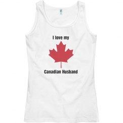 I love my Canadian Husband