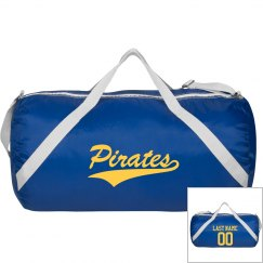 Pirates Duffle Bag