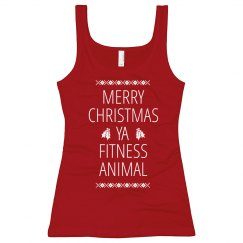 Christmas Filthy Animal Workout