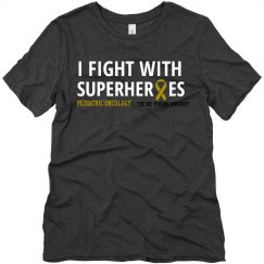 I Fight with Superheroes