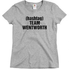 Team Wentworth Womens Tee