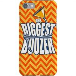 Boozer iPhone Case