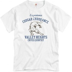 Mascot Cross Country Tee